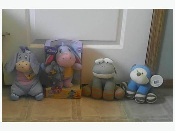 Brand New Baby Toys