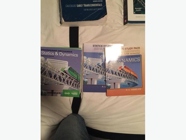 Statics and Dynamics Study Pack