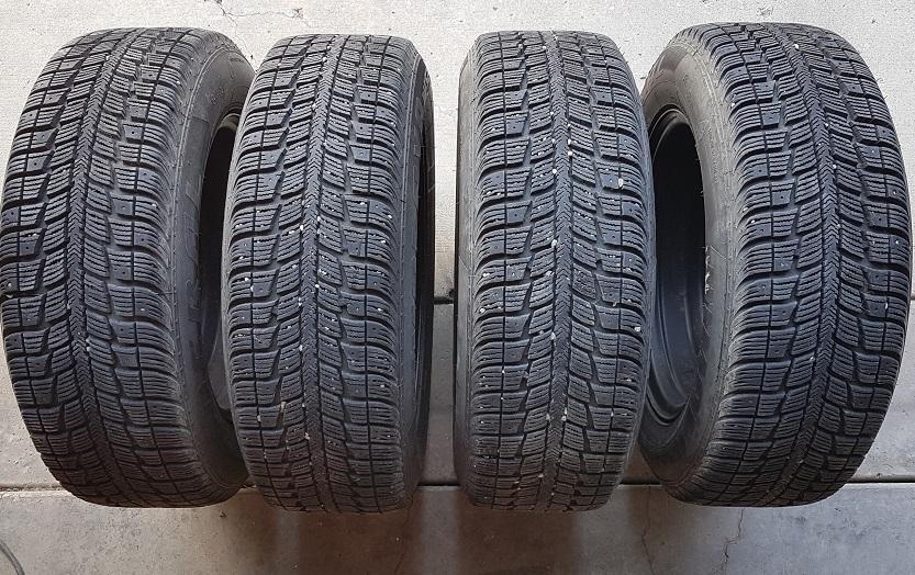 195 65r15 Winter Tires Rims And Ford Sensors North Regina