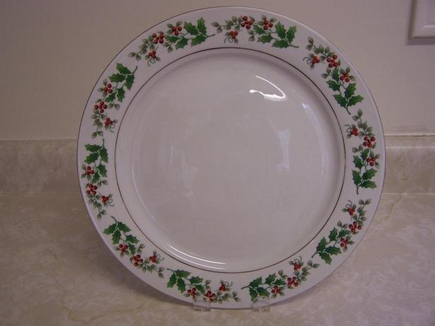 Serving Platter - Christmas Design