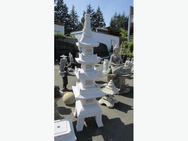 hand carved Granite and marble now in stock