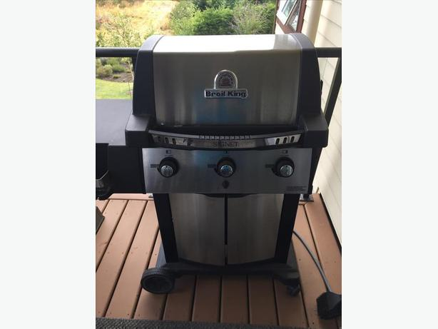 BROIL KING SIGNET 2 Burner BBQ NG