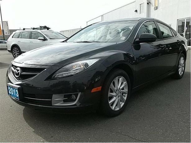 2013 Mazda Mazda6 GT-14 Leather ! LOCAL ! NO ACCIDENTS !