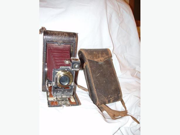 Early 1900's Kodak Folding Pocket Camera