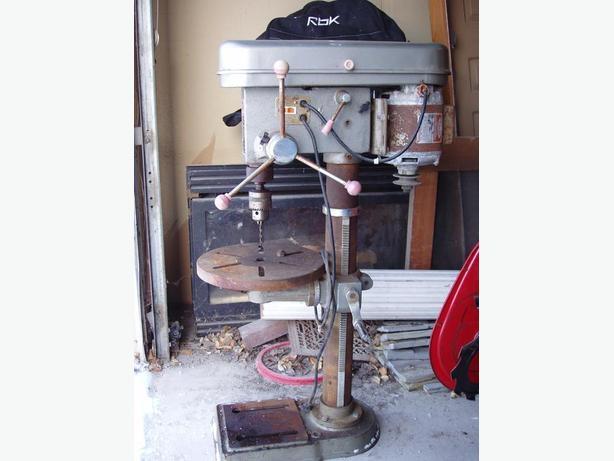 KFF 12 speed drill press