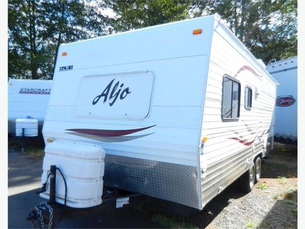2011 Aljo 180CK - Extremely Clean! Easy to Tow & Park Sleeps 7!