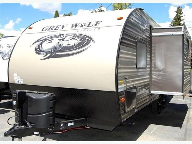 2018 Grey Wolf 21RB Just Reduced November Sale!