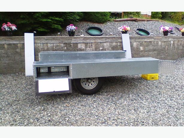 Custom Built Multi Use Utility Trailer