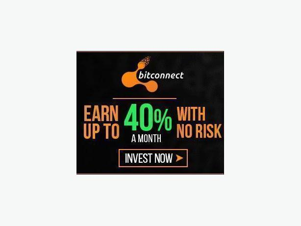 Earn up to 40% a month with no risk! Good passive income...