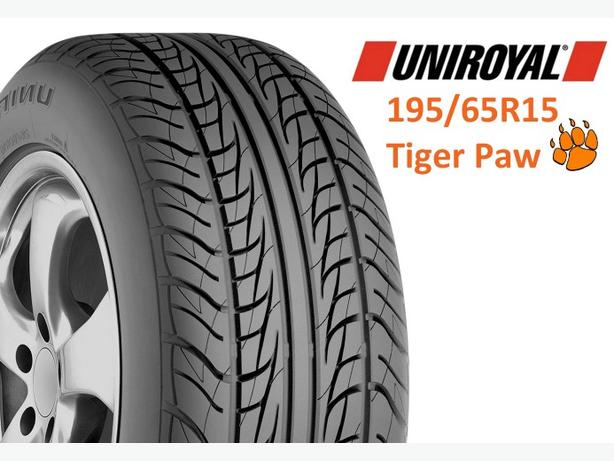 195/65R15 Uniroyal Tiger-Paw's