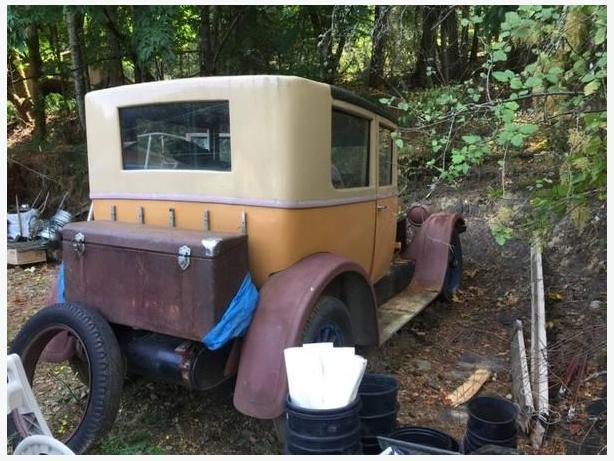 1923 Buick 2-Door
