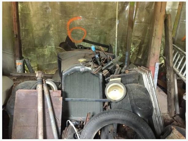 1928 Buick 4-Door