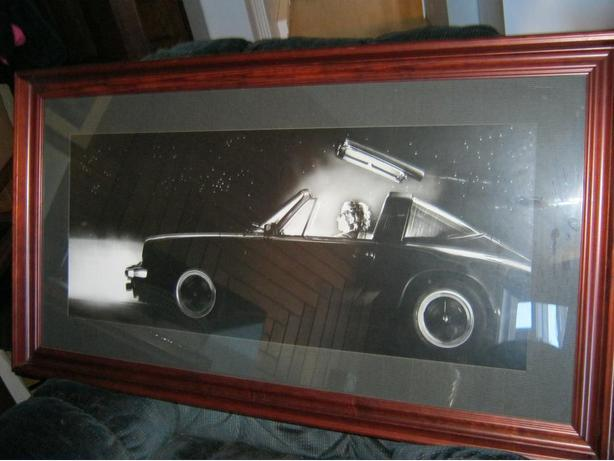 Steve Steigman maxell print porshe edition OFFERS ACCEPTED