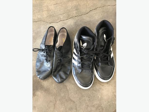 Black Jazz Shoes