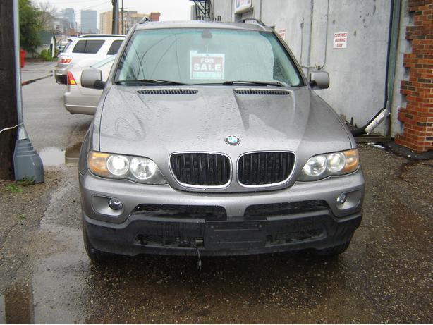 2005 BMW x5 3.0i 5 PASSENGER PANORAMIC SUNROOF