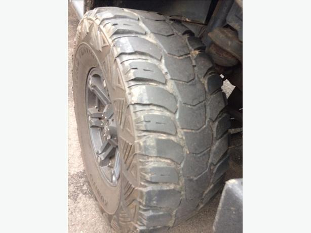 305/70R16 USED TIRES