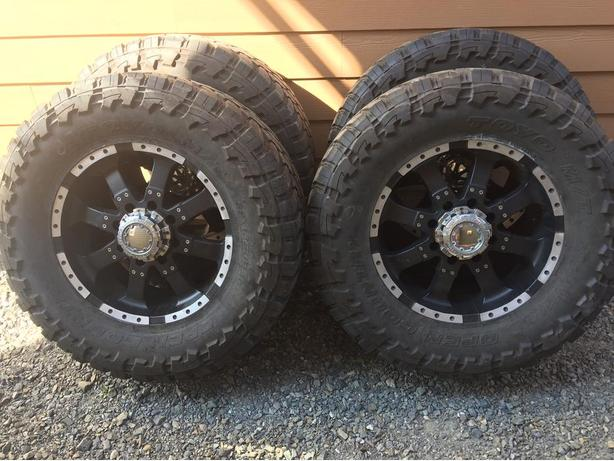 "20"" Wheels for Ford Super Duty"