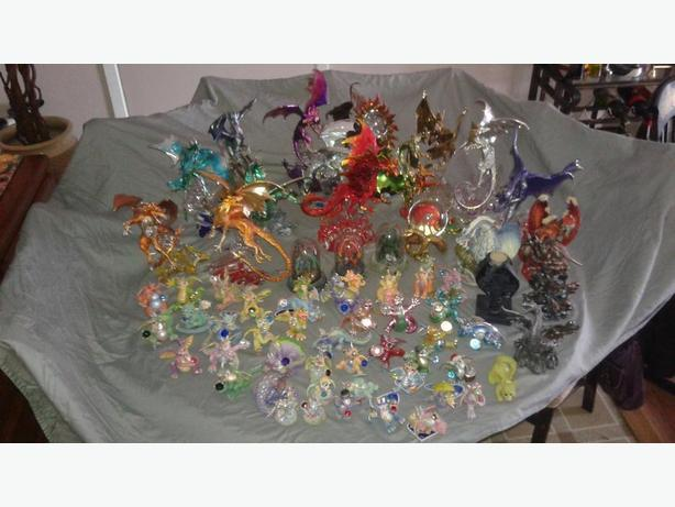 Dragon Collection - Franklin Mint, $1000.00 or best offer