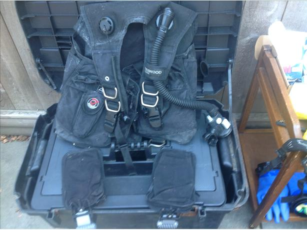 Dive gear assorted