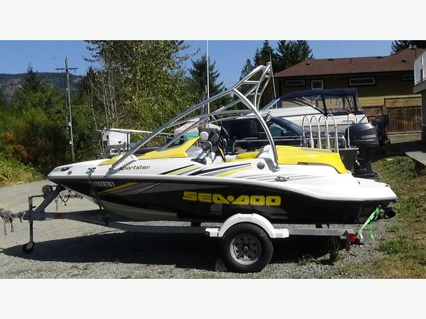 2006 / 16FT Sea-Doo Sportster