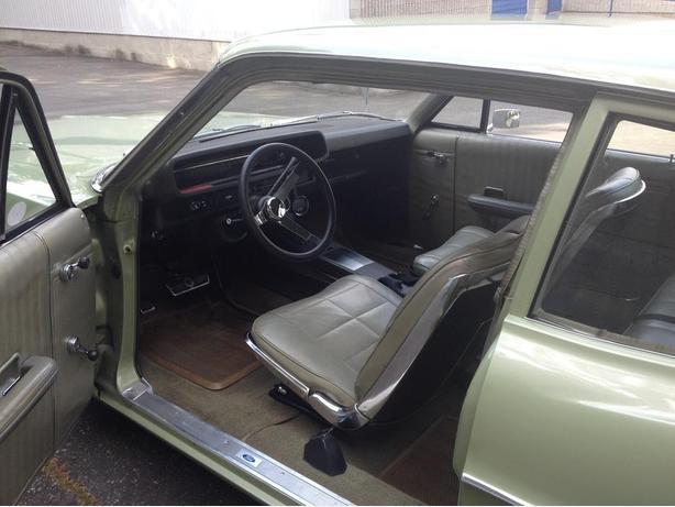 1968 ford custom 500 2 door