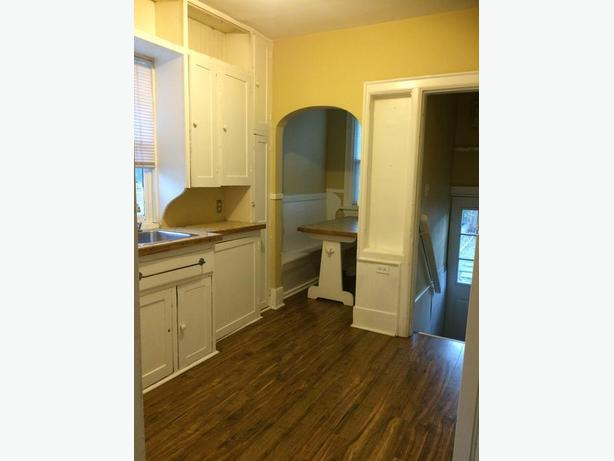 Cute 2 bedroom character home with 6 ft fenced yard
