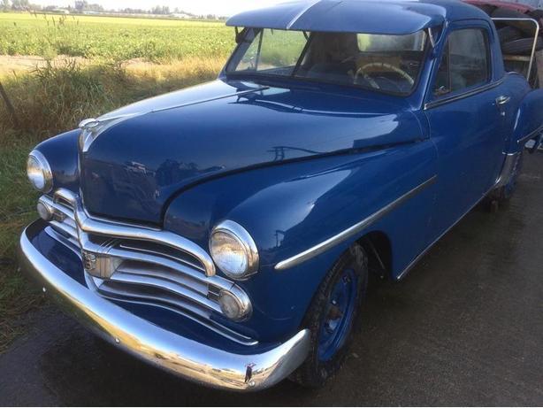 1950 Dodge Businessman's Coupe