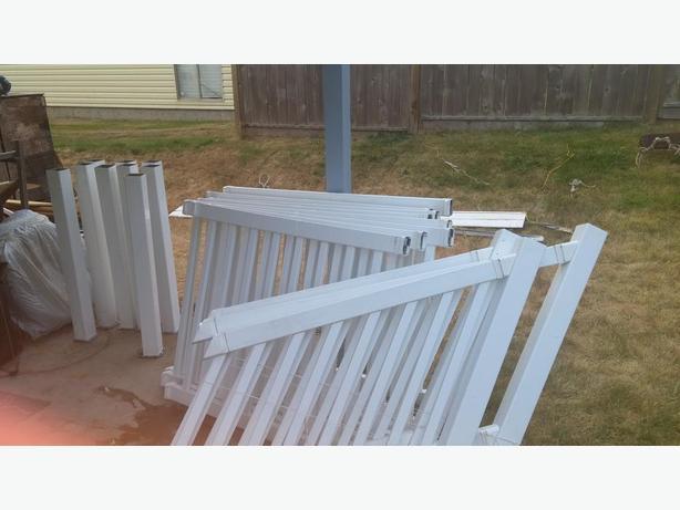PVC Deck Rails