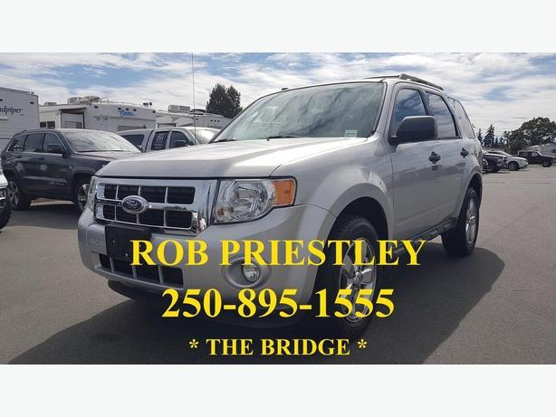 2009 FORD ESCAPE XLT * EXTREMELY LOW KM * ROB PRIESTLEY THE BRIDGE *