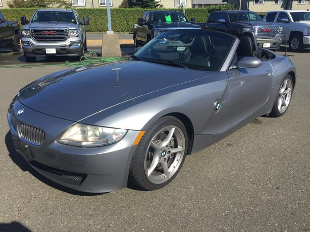 2006 BMW Z4 3Si Roadster - AUTO - Only 97,023 KM's - MUST SEE