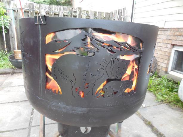 FS Fire Pit
