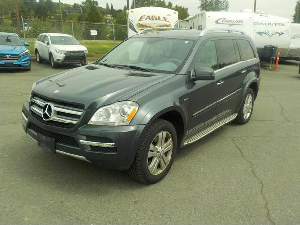 2012 Mercedes-Benz GL350 BlueTEC 4Matic w/ 3rd Row Seating