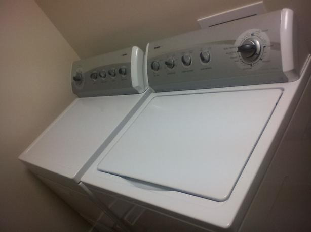 Kenmore Washer and Dryer model 800