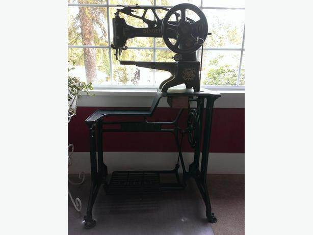 Singer Leather Sewing Machine