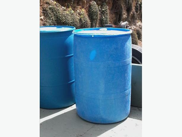 Rain/Float barrels