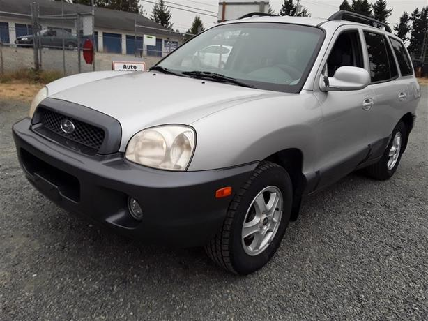 2003 Hyundai Sante Fe GLS SUV