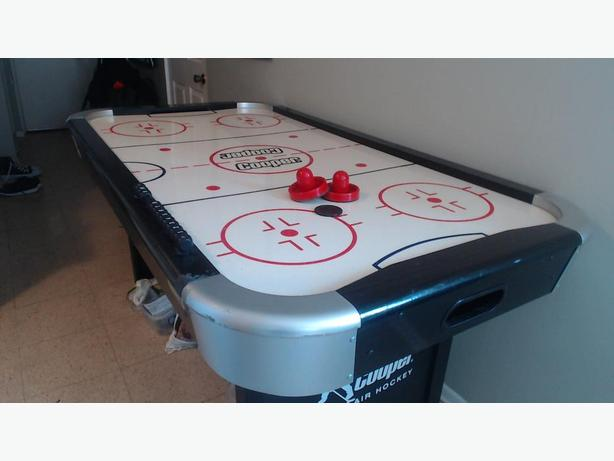 Air Hockey Table by Cooper - Lots of fun for kids or students!