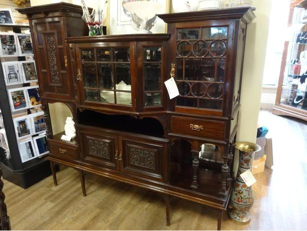 Sale Antique 1800 S China Cabinet At The Old Attic Central
