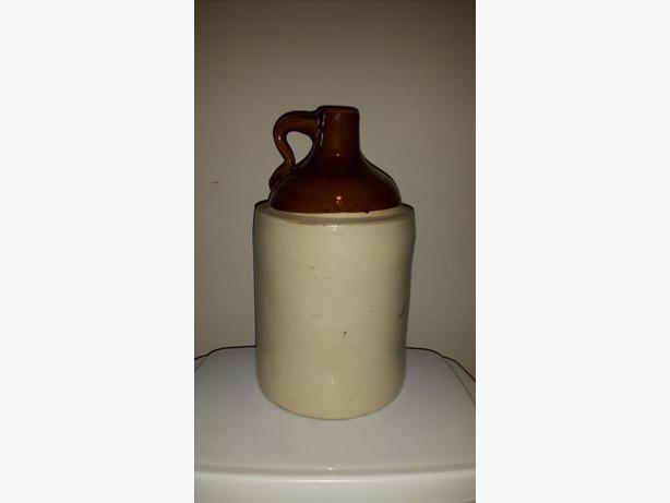 Crock jug