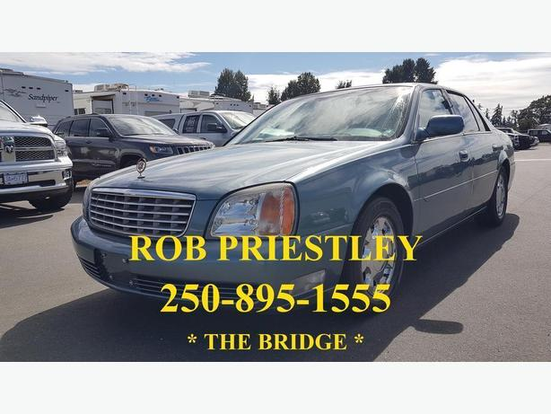 2000 CADILLAC DEVILLE * ROB PRIESTLEY THE BRIDGE *
