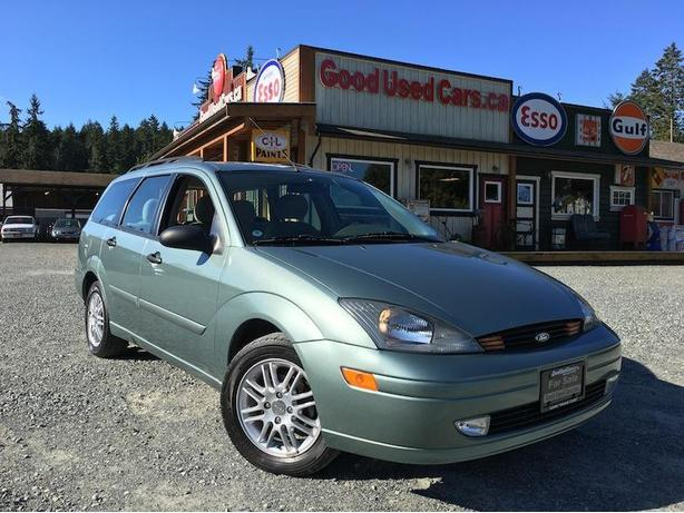 2004 Ford Focus Wagon Only 104,000 KM!