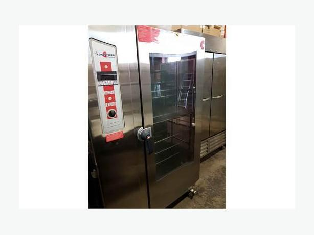 Restaurant Equip Auction Sat 16th-Cleveland Convotherm Combi Oven
