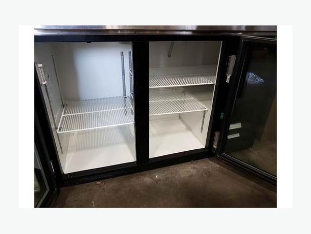 Restaurant Equip Auction Sat 16th-Back Bar Coolers
