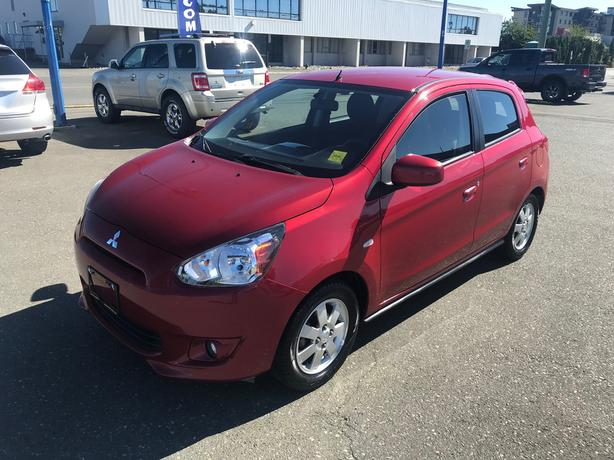 2014 Mitsubishi Mirage SE *Heated Seats and only $88 bi-weekly!*