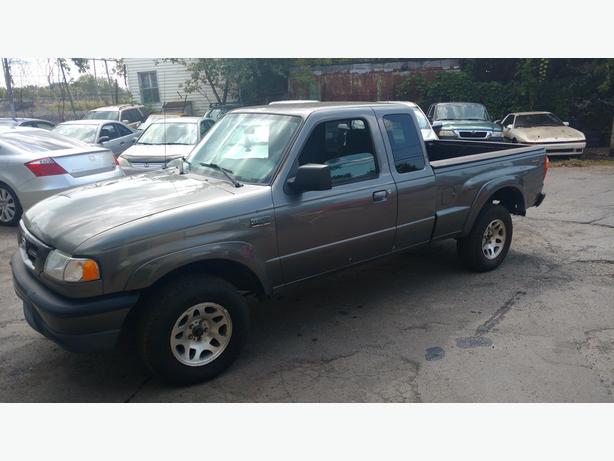 2007 Mazda B4000 2X4 Pickup Truck - Dual Sport -V6 -
