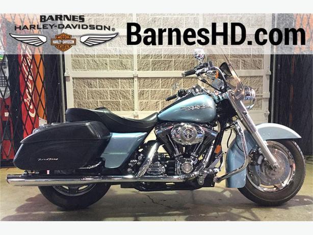 2007 Harley-Davidson® FLHRS Road King