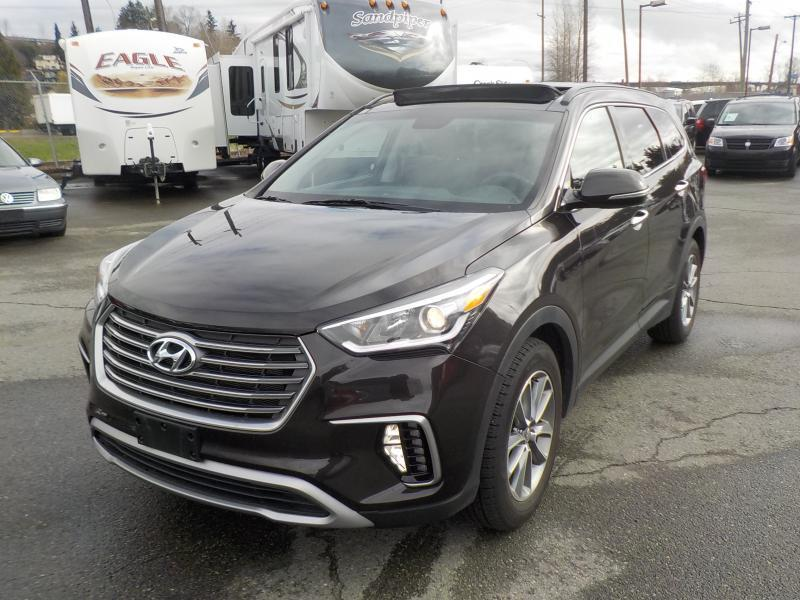 2017 hyundai santa fe xl 6 passenger luxury awd 3rd row seating outside victoria victoria. Black Bedroom Furniture Sets. Home Design Ideas