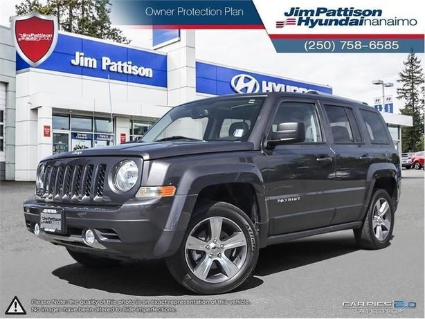 2016 Jeep Patriot High Altitude LTD