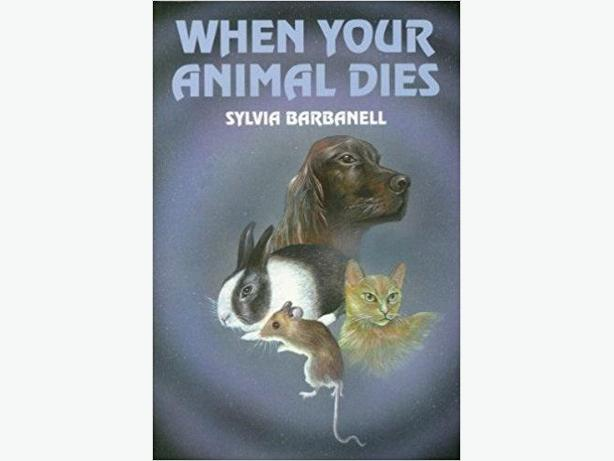 WANTED: Used Book: When Your Animal Dies by Sylvia Barbanell