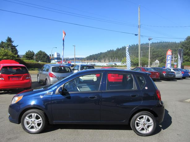 2010 Chevrolet Aveo Ls - BC ONLY - EXCELLENT CONDITION